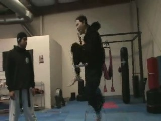 Knee and Elbow Strikes