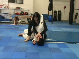 Rolling Escape from Standing Headlock