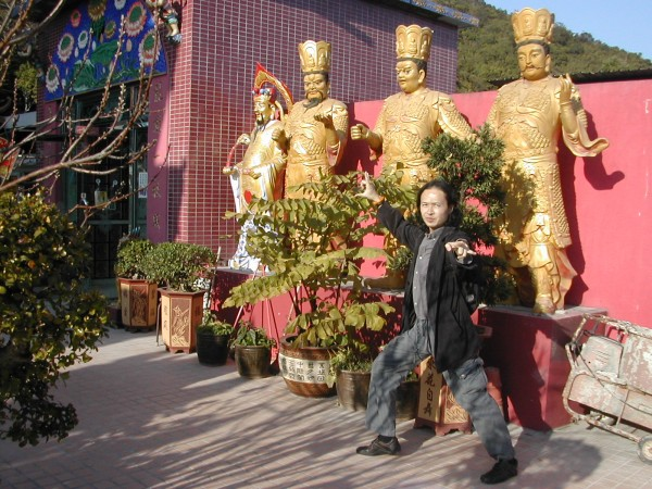 Paradoxical Way of a Spiritual Warrior